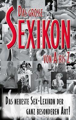 Sexikon von A – Z von Stein,  Ina