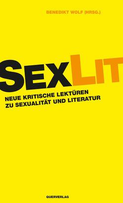 SexLit von Wolf,  Benedikt
