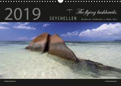 Seychellen 2019 (Wandkalender 2019 DIN A3 quer) von flying bushhawks,  The