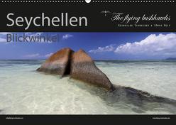 Seychellen Blickwinkel (Wandkalender 2019 DIN A2 quer) von flying bushhawks,  The