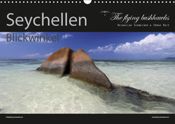 Seychellen Blickwinkel (Wandkalender 2019 DIN A3 quer) von flying bushhawks,  The