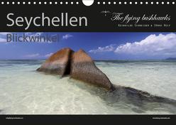 Seychellen Blickwinkel (Wandkalender 2019 DIN A4 quer) von flying bushhawks,  The
