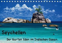 Seychellen – Der Garten Eden im Indischen Ozean (Tischkalender 2019 DIN A5 quer) von Amler,  Thomas