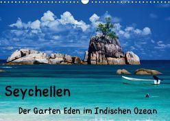Seychellen – Der Garten Eden im Indischen Ozean (Wandkalender 2019 DIN A3 quer) von Amler,  Thomas