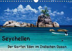 Seychellen – Der Garten Eden im Indischen Ozean (Wandkalender 2019 DIN A4 quer) von Amler,  Thomas