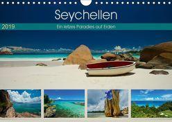 Seychellen – Ein letztes Paradies auf Erden (Wandkalender 2019 DIN A4 quer) von René Grossmann,  Marcel