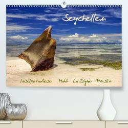 Seychellen – Inselparadiese Mahé La Digue Praslin (Premium, hochwertiger DIN A2 Wandkalender 2020, Kunstdruck in Hochglanz) von Liedtke Reisefotografie,  Silke