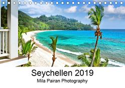 Seychellen Paradies 2019 (Tischkalender 2019 DIN A5 quer) von Pairan,  Mila