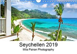 Seychellen Paradies 2019 (Wandkalender 2019 DIN A4 quer) von Pairan,  Mila