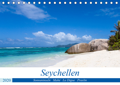 Seychellen. Sonneninseln – Mahé, La Digue, Praslin (Tischkalender 2020 DIN A5 quer) von Weber - ArtOnPicture,  Andreas
