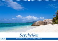 Seychellen. Sonneninseln – Mahé, La Digue, Praslin (Wandkalender 2020 DIN A2 quer) von Weber - ArtOnPicture,  Andreas
