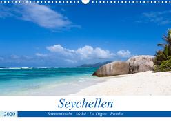 Seychellen. Sonneninseln – Mahé, La Digue, Praslin (Wandkalender 2020 DIN A3 quer) von Weber - ArtOnPicture,  Andreas
