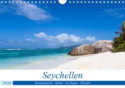 Seychellen. Sonneninseln – Mahé, La Digue, Praslin (Wandkalender 2020 DIN A4 quer) von Weber - ArtOnPicture,  Andreas