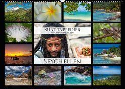 Seychellen (Wandkalender 2018 DIN A2 quer) von Tappeiner,  Kurt