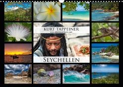 Seychellen (Wandkalender 2018 DIN A3 quer) von Tappeiner,  Kurt