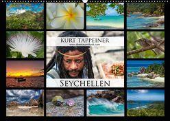 Seychellen (Wandkalender 2019 DIN A2 quer) von Tappeiner,  Kurt