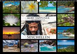 Seychellen (Wandkalender 2021 DIN A3 quer) von Tappeiner,  Kurt