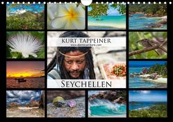 Seychellen (Wandkalender 2021 DIN A4 quer) von Tappeiner,  Kurt