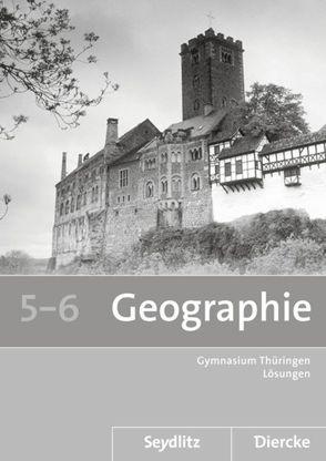 Seydlitz / Diercke Geographie / Seydlitz / Diercke Geographie – Ausgabe 2012 für die Sekundarstufe I in Thüringen