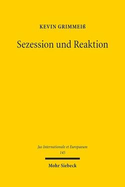 Sezession und Reaktion von Grimmeiß,  Kevin