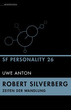 SF Personality 26: Robert Silverberg von Anton,  Uwe