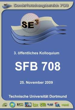 SFB 708 3D-Surface Engineering für Werkzeugsysteme der Blechformteilefertigung – Erzeugung, Modellierung, Bearbeitung von Abdulgader,  M, Baumann,  I, Biermann,  D, Blum,  H., Brosius,  A, Cui,  Z, Franzen,  V, Gösling,  M, Gurris,  M, Hortig,  C, Kleemann,  H, Klusemann,  B, Kout,  A, Kracker,  H, Krebs,  B, Kuhnt,  S, Kuzmin,  D, Mierka,  O, Mohn,  T, Möller,  M, Müller,  H, Münster,  R, Nebel,  J, Odendahl,  S, Peuker,  Alfred, Sacharow,  A, Surmann,  T, Svendsen,  B, Tekkaya,  A. E., Tillmann,  Wolfgang, Trompeter,  M, Turek,  S, Vogli,  E, Wiederkehr,  T, Witulski,  J, Zabel,  A