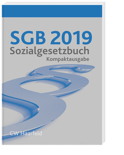 SGB 2019 Sozialgesetzbuch – Kompaktausgabe