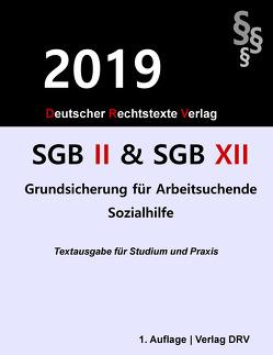 SGB II und SGB XII von DRV,  Redaktion