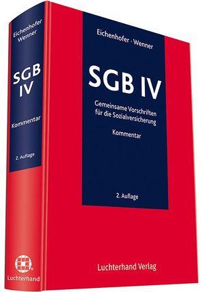 SGB IV von Eichenhofer, Eberhard, Wenner, Ulrich