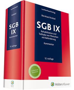 SGB IX Kommentar von Knittel,  Bernhard