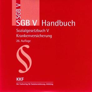 SGB V-Handbuch 2020 von KKF-Verlag,  Altötting