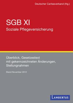 SGB XI – Soziale Pflegeversicherung