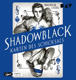 Shadowblack – Karten des Schicksals, Teil 2 von de Castell,  Sebastien, Hadley,  Sam, Halvorsen,  Dale, Jung,  Gerald, Orgaß,  Katharina, Petrick,  Dirk