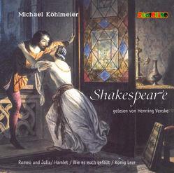 Shakespeare erzählt von Köhlmeier,  Michael, Venske,  Henning