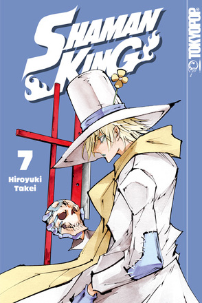 Shaman King 07 von Takei,  Hiroyuki