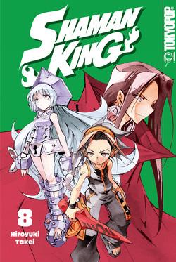 Shaman King 08 von Takei,  Hiroyuki