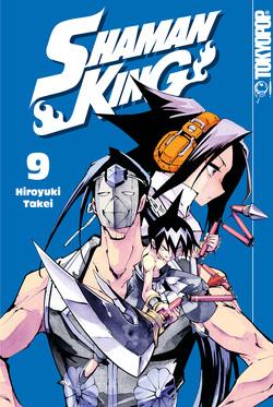 Shaman King 09 von Takei,  Hiroyuki
