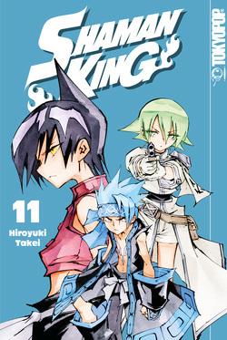 Shaman King 11 von Takei,  Hiroyuki