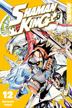 Shaman King 12 von Takei,  Hiroyuki