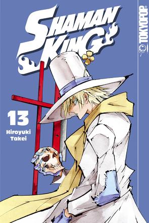 Shaman King – Einzelband 13 von Takei,  Hiroyuki