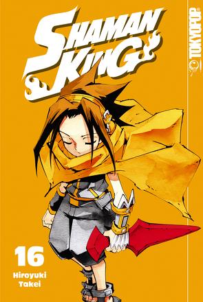 Shaman King – Einzelband 16 von Takei,  Hiroyuki
