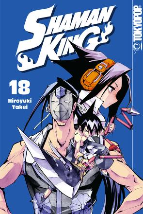 Shaman King – Einzelband 18 von Takei,  Hiroyuki