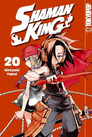 Shaman King – Einzelband 20 von Takei,  Hiroyuki