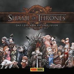 Shame of Thrones – Das Leid von Eis und Feuer von Fonollosa,  José