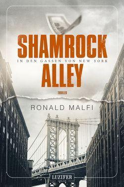 Shamrock Alley – In den Gassen von New York von Gerstäcker,  Raimund, Malfi,  Ronald
