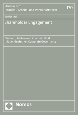Shareholder Engagement von Inci,  Serdar