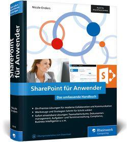 SharePoint für Anwender von Enders,  Nicole