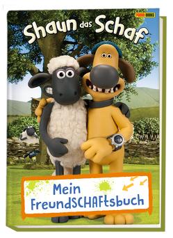 Shaun das Schaf: Mein FreundSCHAFtsbuch von Panini