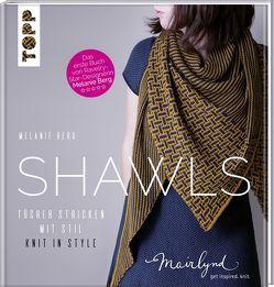 Shawls von Berg,  Melanie