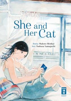 She and her Cat von Mandler,  Sascha, Shinkai,  Makoto, Yamaguchi,  Tsubasa